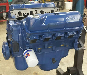 Rebuilt 400 Ford Hp muscle Motor Complete Engine