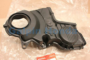 Genuine Oem Honda Civic Lower Timing Belt Cover 2001 2005 11811 Plc 000