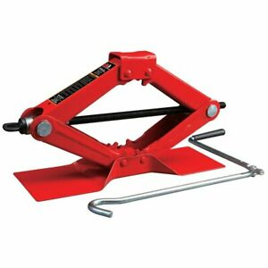 Big Red 1 5 Ton Scissor Jack T10152