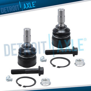 2005 2010 Ford Mustang Pair Front Lower Suspension Ball Joint Kit Exc Shelby