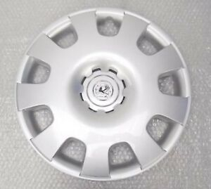 Vauxhall Vectra C Hub Cap Cover Silver 16 Inch Genuine New 02 08