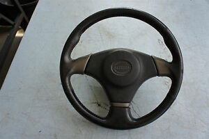 Jdm Srs Steering Wheel Leather For Toyota Altezza Sxe10 Lexus Is200 Is300