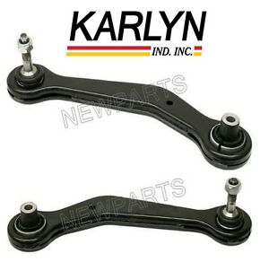 New Bmw E53 X5 Set Of Left And Right Rear Upper Suspension Control Arm Karlyn