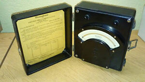 Westinghouse Portable Direct Curent Kilovolt Type Px 5 Dc Styleba 44907 3 Test