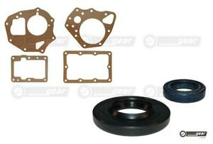 Mgb Mgc 4 Synchro Non Overdrive Gearbox Gasket And Oil Seal Set