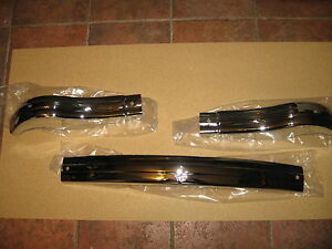 Brand New Front Bumper For 1955 1962 Mg Mga Good Quality