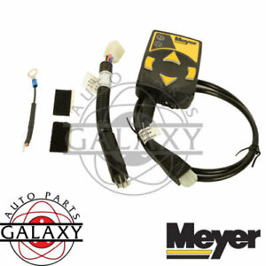 Meyer 12v Snow Plow Handheld Touch Pad Controller Illuminated Indicator Arrows