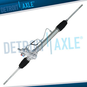 Complete Power Steering Rack And Pinion Assembly For Bmw 3 Series 1999 2006