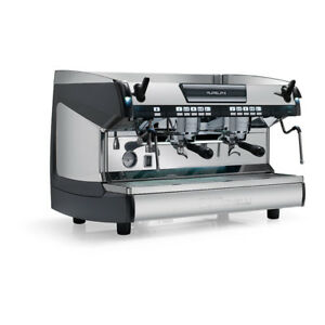 Simonelli Aurelia Ii Volumetric 2 Group Espresso Machine Coffee Shop 8005337214