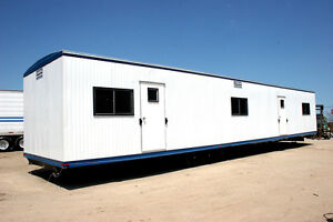 12 X 60 Mobile Office Trailer Model Ca1260 new