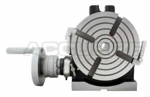 6 Horizontal vertical Precision Rotary Table 5817 4006