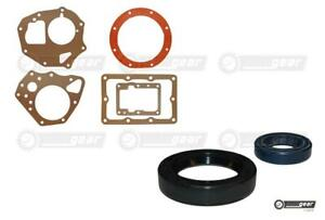 Mgb Mgc 4 Synchro Overdrive Gearbox Gasket And Oil Seal Set