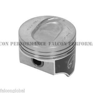 Ford 460 11 17 92 97 Sealed Power Hypereutectic Coated Skirt Piston Set 8 Std
