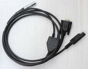 New Leica Type 2 0m 0 watt Surveying Instrument Gps Radio Cable A00975