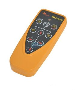 Pls Pacific Laser Systems Rc505g Remote For Hvr 505g Hvr 505 Rc505