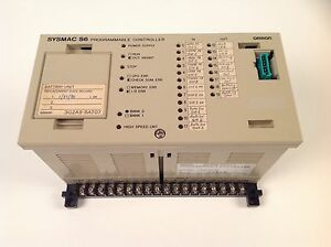 Omron 3g2s6 cpu17 Programmable Controller 24v Ac Dc