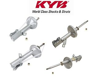 For Toyota Corolla Chevrolet Nova Front Rear Struts Suspension Kit Kyb Excel G