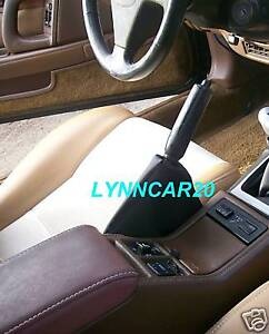 86 5 To 92 Synthetic Leather Supra Parking Hand Brake Boot Cover