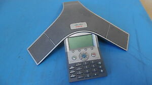 Cisco Polycom Ip Conference Station Cp 7937g Uc Phone Sn 0004f2ee1ff3