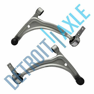 2 Front Lower Control Arms For 2002 2003 2004 2005 2006 Nissan Altima 2 5l 3 5l