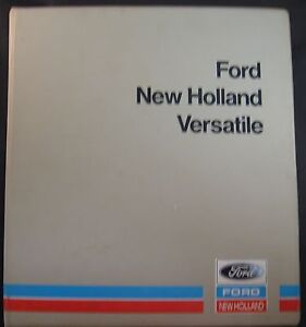 Ford 2000 3000 4000 5000 And 7000 Tractor Repair Service Manual