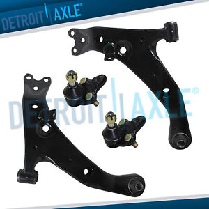 Lower Control Arm Ball Joint Kit For 1996 2002 Toyota Corolla Chevy Geo Prizm