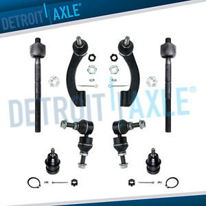 New 8pc Front Suspension Kit For Plymouth Breeze Cirrus Sebring Stratus