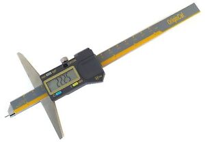 Igaging Absolute 6 5 160mm Digital Depth Height Gauge Calipers Ip54 Data Output