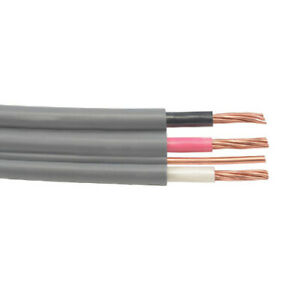 100 8 3 Uf b W grnd Copper Underground Feeder Cable Direct Burial Wire