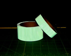 Glow In The Dark Safety Tape 1 X 5 Feet Long