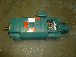 Avtron Dc Variable Speed Motor Dc2812at4 240v 1750 1950 Rpm 60hp