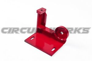 Circuit Werks Bmw Differential Support Bracket Brace Dsb E36 325 328 M3 Red