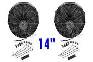Fan Kit Dual14 Electric Champion Cooling Systems Ca