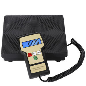220lb Hvac A c Ac Refrigerant Charging Recovery Weight Lcd Digital Scale