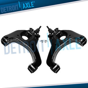 Chevy Silverado 1500 Gmc Sierra 1500 2wd Front Lower Control Arm Ball Joint Kit