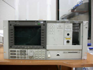 Hp 70004a Display W Hp 70612b k43 Module Hp 70100a