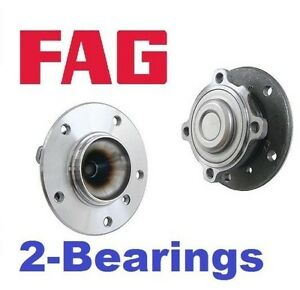 2 Bearingsoem Fag Front Hub Wheel Bearing For Bmw E82 E88 E89 E90