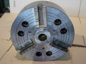 Howa 10 3 jaw Power Chuck A8 Mount