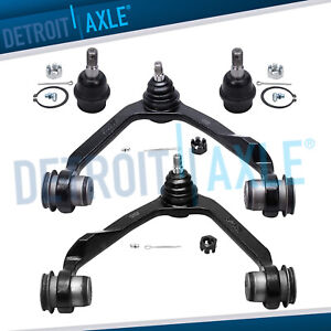 Ford F 150 F 250 Expedition 4wd 4 Pc Upper Control Arm Ball Joint Kit