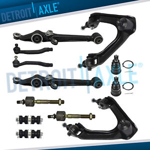 Brand New 12pc Complete Front Suspension Kit For Honda Accord Cl