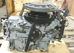 Hale P250 Fire Pump Engine Omc Model 55p10a 55 Horse Power