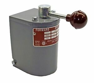 1 5 Hp 2 Hp Electric Motor Reversing Drum Switch Single Phase Position maintain