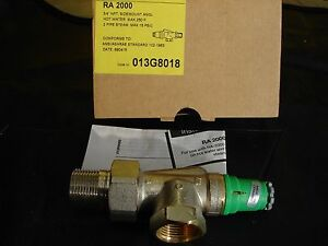 Danfoss Thermostatic Radiator Valve 013g8018 3 4 Npt Hot 2 Pipe Steam Ra 2000
