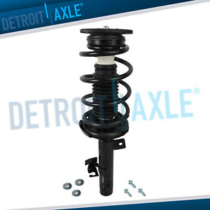 New Front Passenger Complete Strut W Spring Mounts Quick Assembly Mazda 3 5
