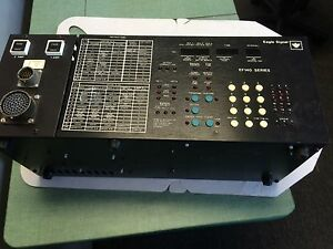 Used Eagle Signal Ef142a6001 ef140 Traffic Controller Light Portable State Cj