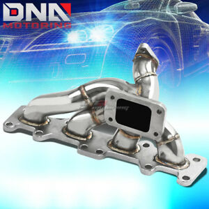 For Neon Srt4 T3 T4 Turbocharger Turbo Charger Racing Manifold 38 Wastegate Port