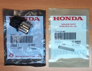 Genuine Oem Honda Accord Shifter Handle Shift Button Knob Repair Kit 2003 2005