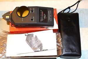 Realistic Uib 42 3019 Analog Sound Level Meter 60 126 Db Fully Tested