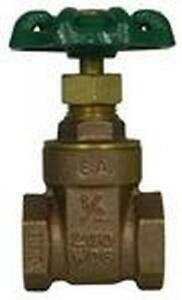 Ay Mcdonald 2035t 3 Inch Gate Valve Lead Free