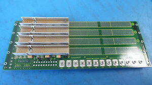 Bustronic Elma Compact Pci Backplane Assembly 102cpci604 41xx Rev D